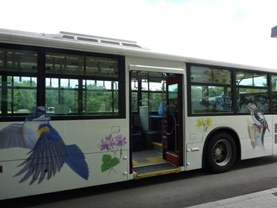 素敵なバス♪