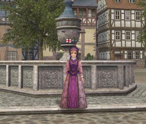 12月25日 献身のドレス
