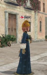 ウプランド青とフリジア帽黄色