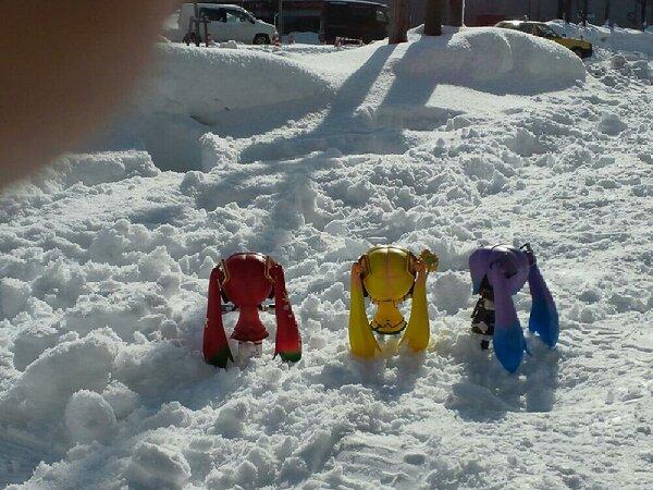 雪ミク祭り16