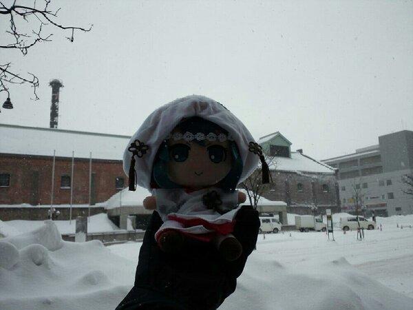 雪ミク祭り20