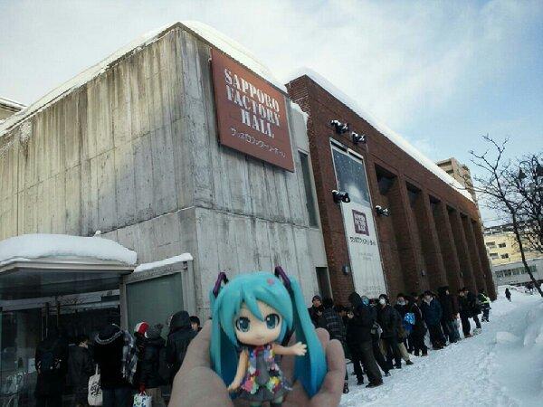 雪ミク祭り21