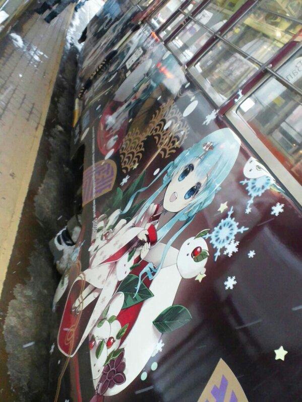 雪ミク祭り54