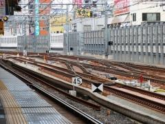 上野9番への渡り