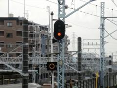 1番出発信号機