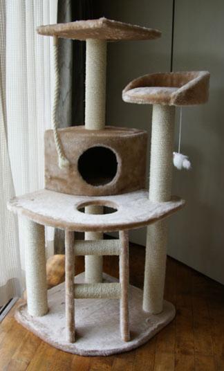 猫タワーギン