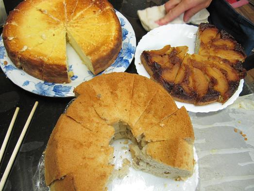 ケーキバイイング