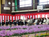 2012.4.9 泉川小学校入学式2