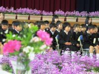 2012.4.9 泉川小学校入学式3