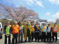 2012.4.6 交通茶屋 タイガーマスクとライオンズ3