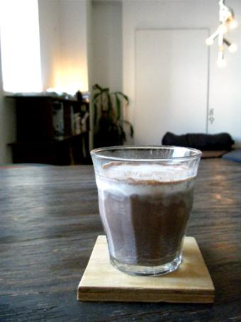『ニコバル(@+cafe タスカフェ)』のチョコラテ