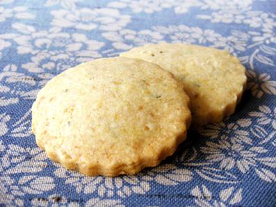 『イシトキト』のカレーバジルの塩クッキー