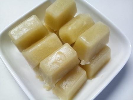 玉ねぎ氷 (1)