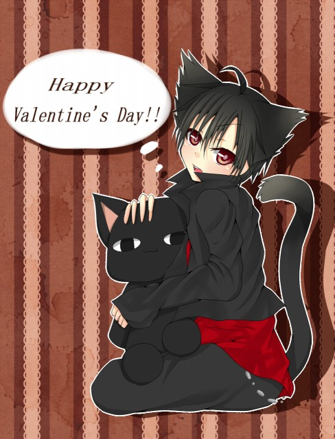 DRRR!!バレンタイン