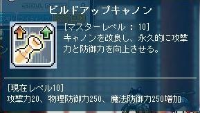 キャノンスキル010