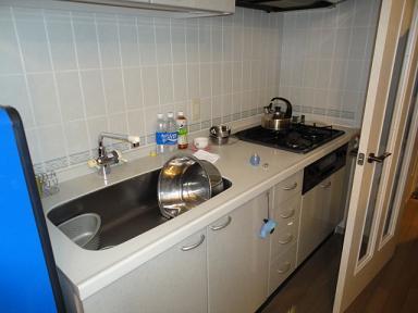 みらい住建 キッチン現状写真