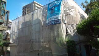 みらい住建 外壁塗装 源さん5号①