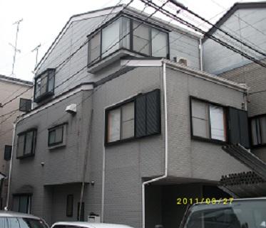 みらい住建 外壁塗装源さん3号の現場