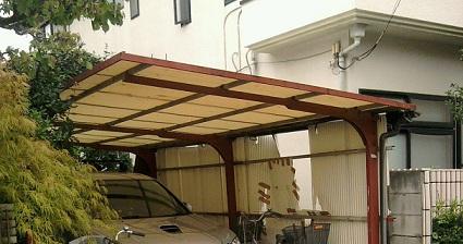 みらい住建 台風風害 修理