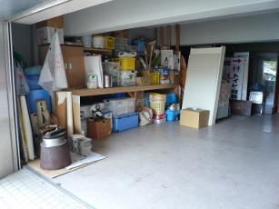倉庫はこんなにきれいに