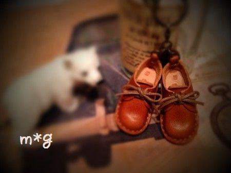 charm*shoes キャメル