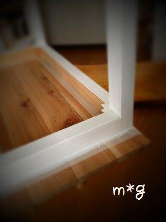 テーブル塗装2