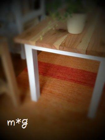テーブル塗装3