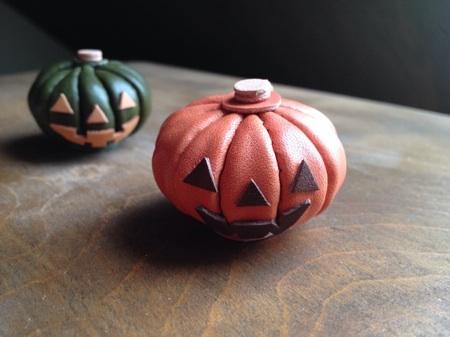 かぼちゃオレンジ