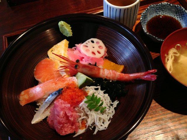 20130407海鮮丼