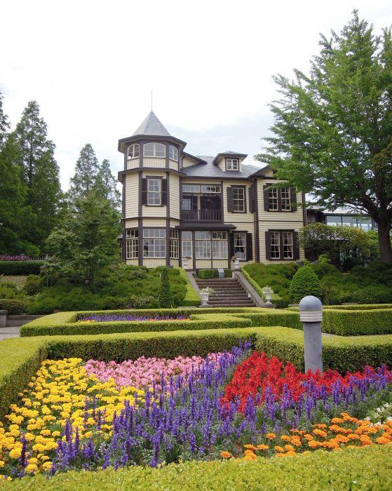 外交官の家1