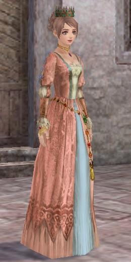 パンジャ+ルネサンスドレス01
