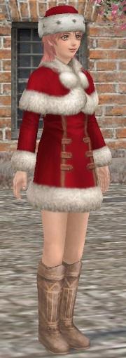 サンタ衣装01