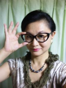 レトロ眼鏡
