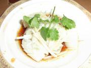 6イカ葱生姜ソース