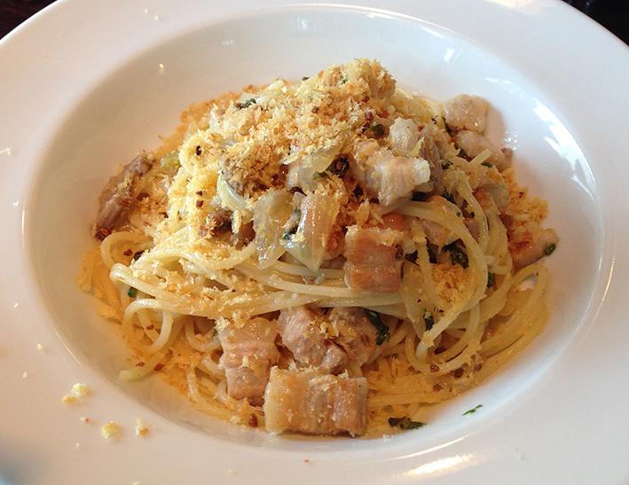 eugeneスパゲティ