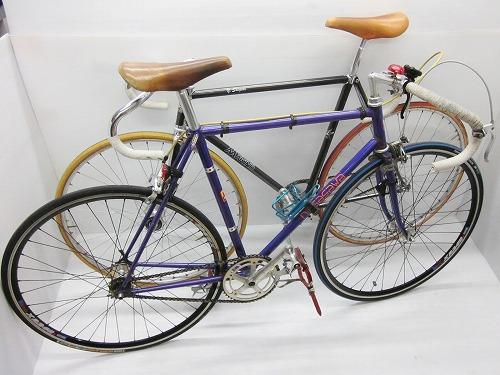 自転車の 大阪 自転車 中古パーツ : マキノ フレームサイズ ...