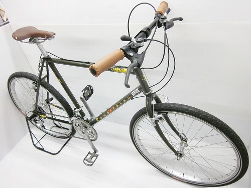 Miyazaki cycle for Rampichino cinelli
