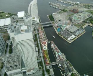 社内旅行in横浜 012
