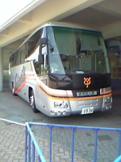 ジャイアンツバス