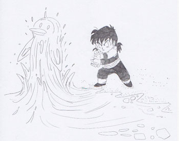 お水アート