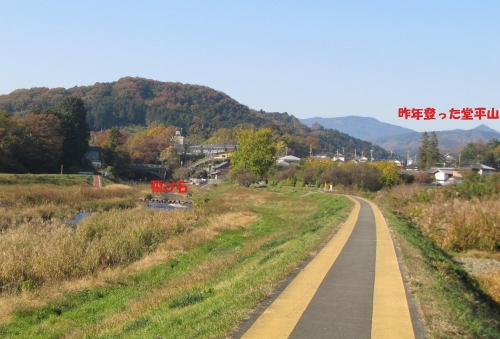 川の遊歩道3