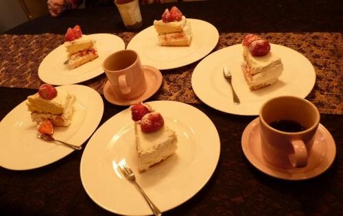 祝ケーキ2