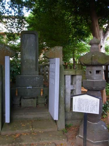 堀田マサヨシの墓