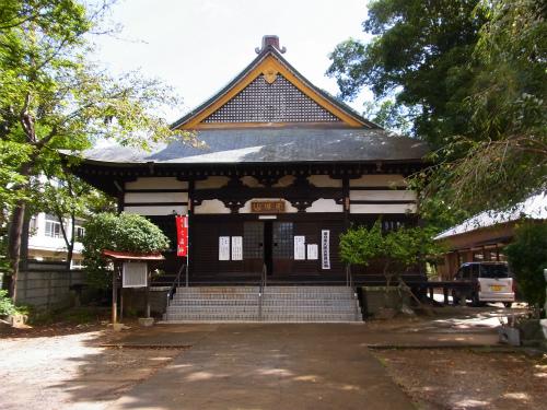 甚大寺本堂