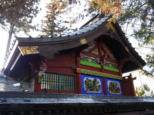 沼田榛名神社本殿
