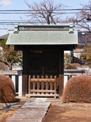 見性院の墓