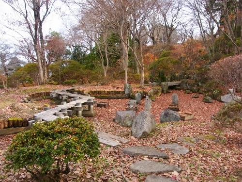 一関城庭園?