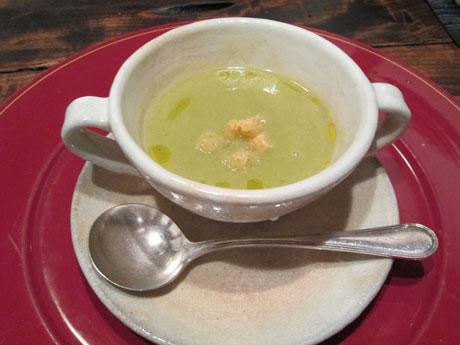 本日のスープ