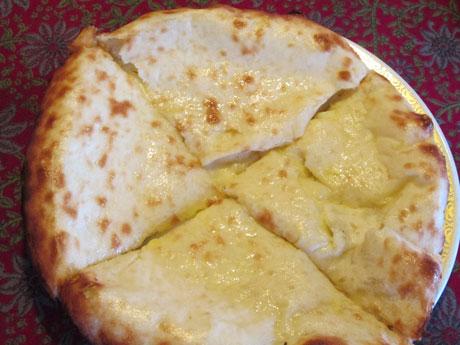 単品チーズナン