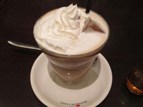 アイスウインナーコーヒー